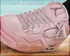 Ofwhite Pink 4s ? M