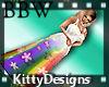 KD+ BBW Skittles maxi