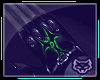 ! Toxic Rave Gloves G