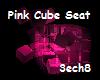Pink Digi Cube Seat