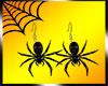 spider earrings hallowee