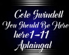 Cole Swindell- Should Be