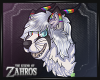 ~ Zahros Support Sticker