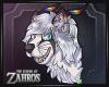 ~ Zahros Support Sticker