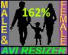 162% Tall