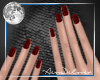 BloodRed Vamp Nails