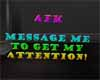 [JD] AFK Message Me
