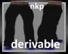 NKP-Derivable Bottoms