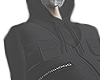 Vest + hood up