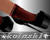 K*Shoes socks DD Red