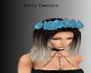 (R) Blue Headdress