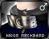 !T Moon neckband [M]