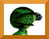 animated creepy eyeball