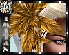 (MI) Gold Flower