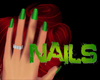 [NW] Nails in Green