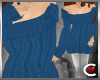 *SC-Snugly Sweater Blue