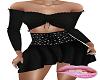 S. Black Knixx Dress