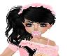 Kid Pink HeadBandHair