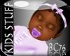 Zion Sleep Paci Purple