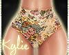 RLS Floral Shorts
