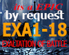EXALTATION OF BATTLE