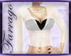 ~F~Starlet Top (White)