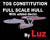 TOS Constitution Hull