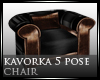 [Nic]Kavorka 5pose chair
