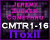 Jeremy Zucker-Comethru