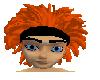 (SMD) Ginger/Blk Hendrix