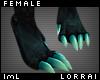 lmL Zeni Feet F