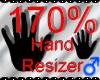 *M* Hand Scaler 170%
