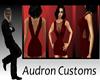 Red Club Dress