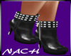 [Nch] Leather Boots