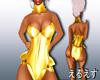 *LS SHINY metal corset