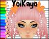 YK| Sweet + Tiger Lily