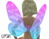 Pastel Sparkle Wings