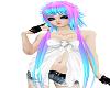 Blue Pink Celeste