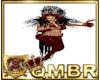 QMBR Mermaid Crimson Fit