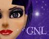 [CNL] maquillaje purpura