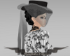 Riding Hat/grey