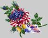 A Patriotic Flower