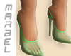 m. Neon Heels