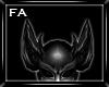 (FA)DemonKittyHorns Blk.