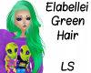 Elabellei Green Hair