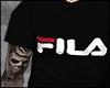 ✔ Tatto+Shirt  FILA