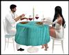 DC/BEACH  DINNER  TABLE