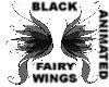Fairy Wings *Black *F