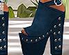 Jes Blue Heels