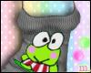 [M] Kawaii cami top_frog